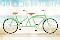 Beach Cruiser Tandem Fine-Art Print