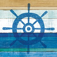 Beachscape VI Helm Fine-Art Print