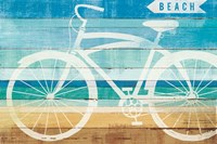 Beachscape Cruiser II Fine-Art Print