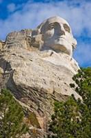 George Washington, Mount Rushmore, South Dakota Fine-Art Print