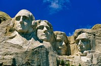 Mount Rushmore in South Dakota Fine-Art Print