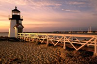 Massachusetts, Nantucket Island, Brant Point Fine-Art Print
