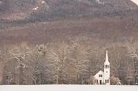 The Wonalancet Union Chapel, White Mountains, New Hampshire Fine-Art Print