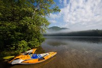 Kayak, Mirror Lake, Woodstock New Hampshire Fine-Art Print