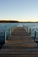 Lake Winnipesauke, New Hampshire Fine-Art Print
