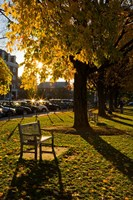 Late afternoon, Hanover, New Hampshire Fine-Art Print