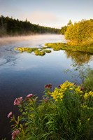 Androscoggin River, Errol, New Hampshire Fine-Art Print