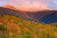 Autumn, Mt Lafayette, New Hampshire Fine-Art Print