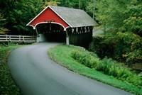 New Hampshire, White Mountains, Franconia Notch Fine-Art Print