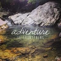 Adventure Is Fine-Art Print