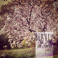 Beauty Is Fine-Art Print
