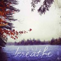 Just Breathe Fine-Art Print