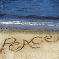 Peace In The Sand Fine-Art Print