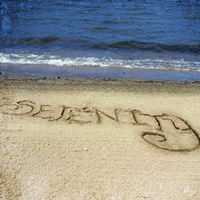 Serenity In The Sand Fine-Art Print