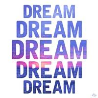 Dream Repeat Fine-Art Print