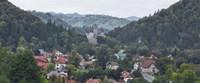 Bran Castle, Bran, Brasov County, Transylvania, Romania Fine-Art Print