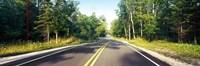 Route 42, Gills Rock, Wisconsin Fine-Art Print