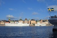 The Old Town, Stockholm, Sweden Fine-Art Print