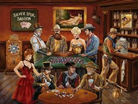 The Gambler's Fine-Art Print