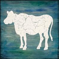 Farm Cow Fine-Art Print