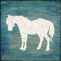 Farm Horse Fine-Art Print