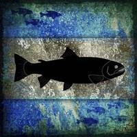Fishing Rules Trout Fine-Art Print