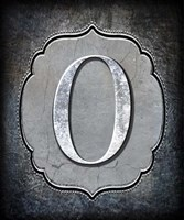 Letter O Fine-Art Print