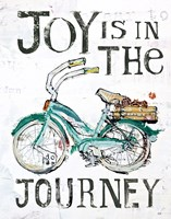 Joy is in the Journey Fine-Art Print