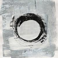 Zen Circle I Crop Fine-Art Print