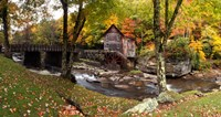 Glade Creek Grist Mill, West Virginia Fine-Art Print