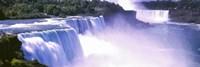 Niagara Falls, Niagara River, New York Fine-Art Print