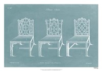 Design for a Chair I Fine-Art Print