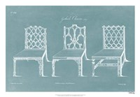 Design for a Chair II Fine-Art Print