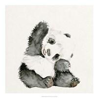 Baby Panda I Fine-Art Print