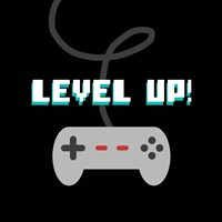 Level Up! Fine-Art Print