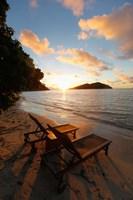 Likuliku Lagoon Resort, Malolo Island, Mamanucas, Fiji Fine-Art Print