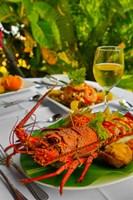 Lobster, Fiji Fine-Art Print