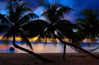 Sunset at Matangi Private Island Resort, Fiji Fine-Art Print