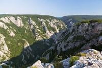 Gorge of Zadiel in the Slovak karst, Slovakia Fine-Art Print