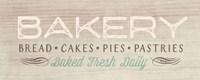 Bakery I Fine-Art Print
