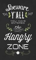 Hangry Zone Fine-Art Print