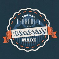 Fearfully Made - Boy Fine-Art Print