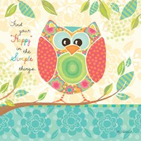 Unique Owl Fine-Art Print