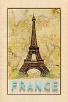 Travel France Fine-Art Print