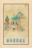 Travel Greece Fine-Art Print