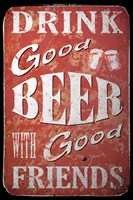 Good Beer Fine-Art Print