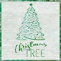 Christmas Tree Fine-Art Print