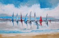 Boats I Fine-Art Print