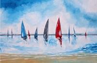 Boats II Fine-Art Print