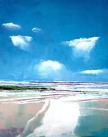 Seascape IV Framed Print